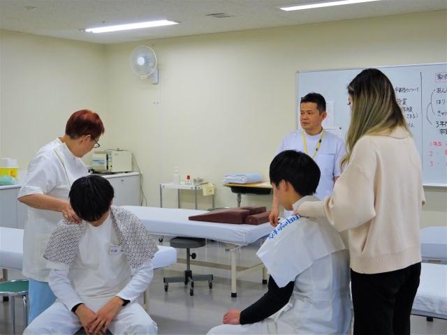 東洋療法科