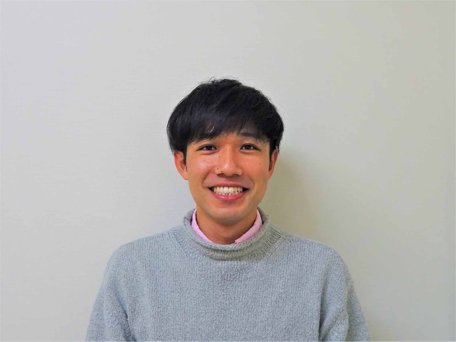 田端 岳<span>さん</span>